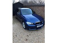 stunning le mans blue BMW touring for sale