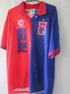 Parana Clube Brazil 1994-1995 Home Football Shirt Size Large Adults  /10150 image