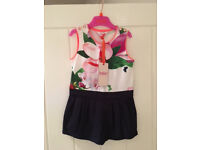 Ted Baker Playsuit - age 2-3 years -brand new with tags