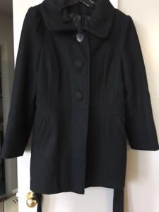 Black wool Le Chateau jacket