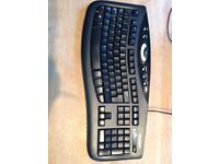 Microsoft COMFORT CURVED 2000 (COMFORT CURVED WIRED KEYBOARD) Keyboard