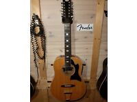 1960's audition 12 string