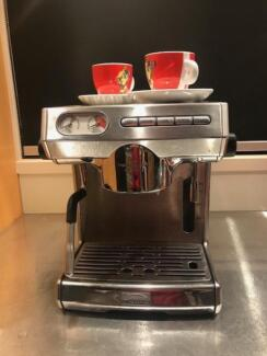 Sunbeam Cafe Series Twin Thermoblock Expresso Machine