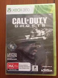 Xbox 360 Call of Duty Ghosts Five Dock Canada Bay Area Preview