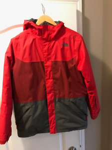 North Face Winter Jacket Youth XL