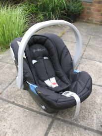 Cybex Aton Baby Carseat by Mamas & Papas (As New)