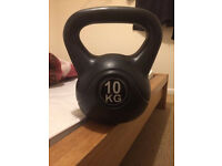 Kettlebell 10KG for £5