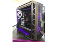 Watercooled GAMING PC SYSTEM *Intel i7 8700k* 32GB DDR4 RAM --11GB GTX1080Ti-- WARRANTY