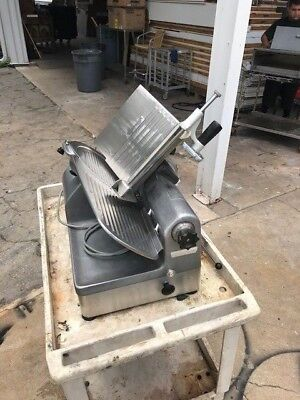 Hobart 1712 Meat And Cheese Deli Slicer