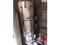ForSale: Worcester Boiler Greenstar, Challenger Expansion Vessel (450Litres), Ariston Hot Water Tank