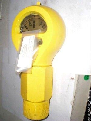 Mud Pump Pressure Gauge N 0-1000 5 X 6 Gardner Denver Drill Rig Well Driller Ro