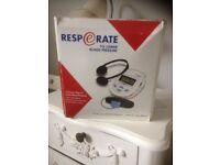 Resperate to lower blood pressure