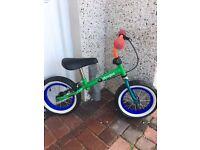 Boys Stompee Balance Bike