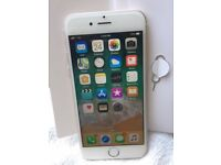 Good Condition iPhone 6 Gold 64GB And Unlocked