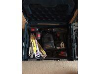 Bosch 18 v combi drill