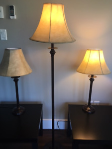 For sale - 4 lamps