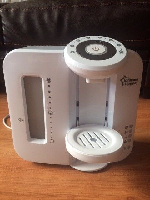 Tommee Tippee Perfect Prep Machine With Instructions Excellent