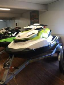 WHY BUY USED ?? SEA-DOO (NEW) 3 PASSENGER 3YR WAR 3 LEFT