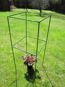 Heavy Duty Metal Plant Cages for sale