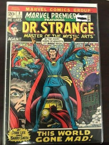 Marvel Premiere 3 Dr. Strange