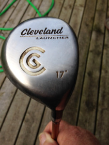 Cleveland 4 wood/Head Cover
