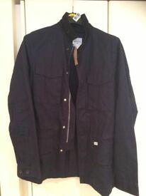 Notch field jacket size large brand new
