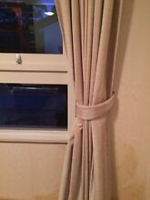 Curtains and rod. Yowie Bay Sutherland Area Preview