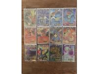 Pokemon EX Card's - Mixture of 12 Nearly New/Mint Condition Cards.
