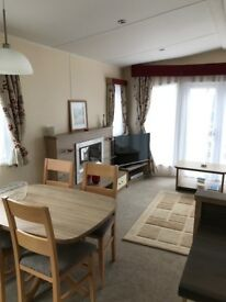 2015 Willerby Sierra 2 bed at Wild Rose Holiday Park between the Lake District and Yorkshire Dales