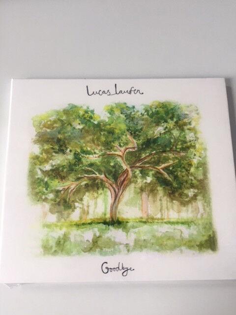 NEU CD Lucas Laufen - Goodbye