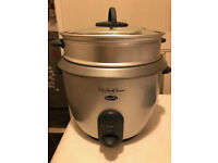 Rice cooker/steamer for sale (BRAND NEW)