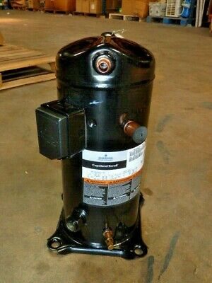 New Copeland Scroll Compressor Zp30kce-tf5-250 3ph 3 Phase 200-230v Volts Poe