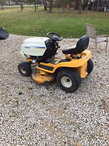 Used Cub Cadet Riding Mower - Great Condition