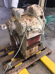 ZF 4.91/1 reduction gear