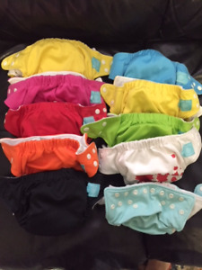 Cloth Diapers - Charlie Banana