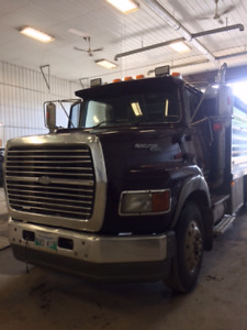 Ford 8000 Truck
