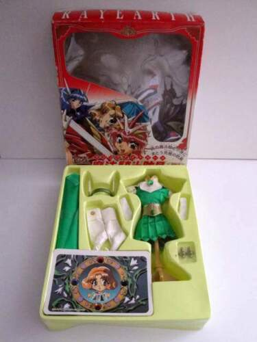 Magic knight rayearth - 4° armatura fu set - sega
