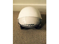 x 2 Helmets, Lock, Gloves and Vespa Cover