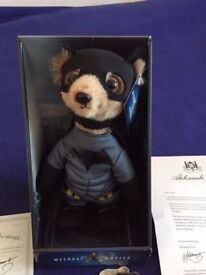 Meerkat Batman Alexsandr Brand New In Box