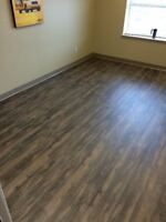 Hardwood And Laminate Flooring Installation!