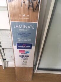 Quickstep Laminate floor