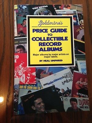 Goldmine Price Guide to Collectible Record Albums-Neal Umphred,PB