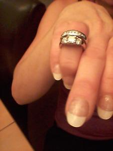 Engagement / Wedding Ring Set
