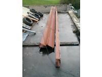 steel h beam for sale 15 feet long phone 07922202014