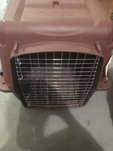 Used once. PETMATE PORTER 2 KENNEL