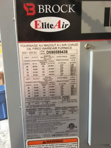 Sale pending: like -new furnace! Only $290!