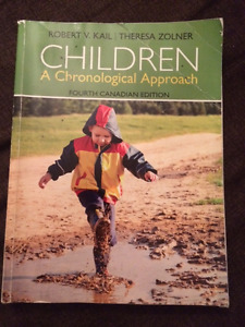 Children: A Chronological Approach, Fourth Canadian Edition Plus