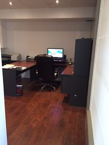 New modern office space unit for lease Windsor Region Ontario image 3