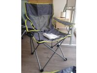 Outdoor XL Airflow Folding Chair- New, unused