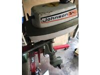 Johnson Evinrude Seahorse 4hp outboard engine